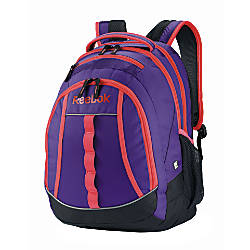 Reebok Backpack For Laptop Thunder Chief