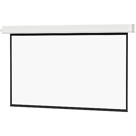 "Da-Lite Advantage Electrol Electric Projection Screen - 110"" - 16:9 - Wall Mount, Ceiling Mount"