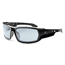 Ergodyne Skullerz Safety Glasses Odin Black