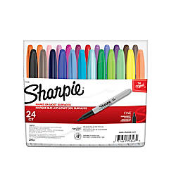 Sharpie Precision Point Permanent Markers Fine