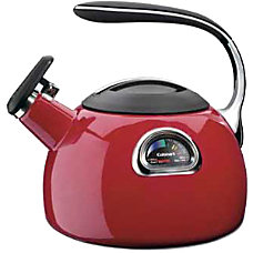 Cuisinart PerfecTemp PTK 330R Kettle Porcelain