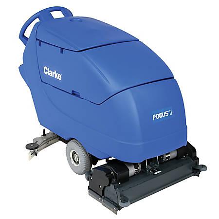 "Clarke® Focus II 28"" Cylindrical Auto Scrubber"