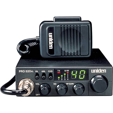 Uniden PRO-520XL CB Radio