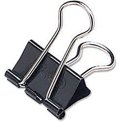 ACCO Tempered SteelPlastic Mini Binder Clips