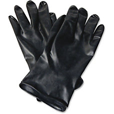 NORTH 11 Unsupported Butyl Gloves Chemical