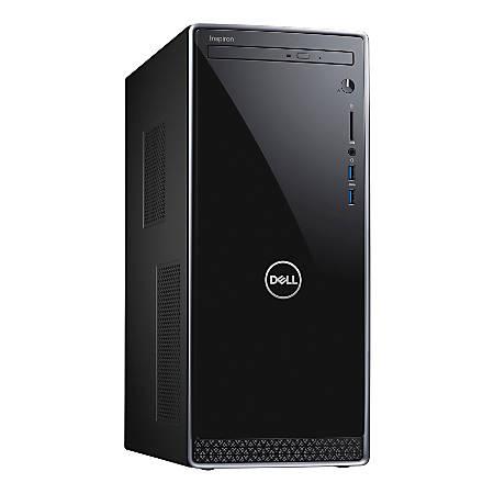Dell™ Inspiron 3670 Desktop PC, Intel® Core™ i5, 8GB Memory, 1TB Hard Drive, Windows® 10 Home