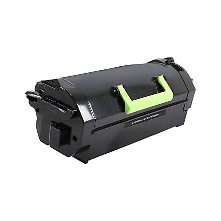 Office Depot® Brand ODMS710L (Lexmark™ 52D0HA0 / 52D1H00 / 62D0HA0 / 62D1H00) High-Yield Remanufactured Black Toner Cartridge