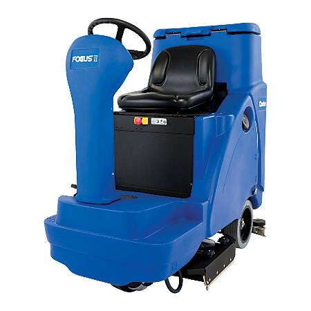 "Clarke® Focus II 34"" Disc Rider Auto Scrubber"