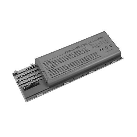 Gigantech Replacement Battery For Dell™ Latitude D620, D630 Precision M2300 Laptop Computers, 10.8 Volts, 4400 mAh, (Dell D620)