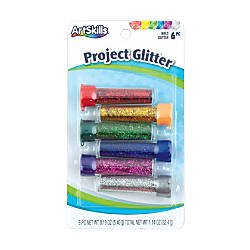 Artskills Classic Glitter Shakers Assorted Colors
