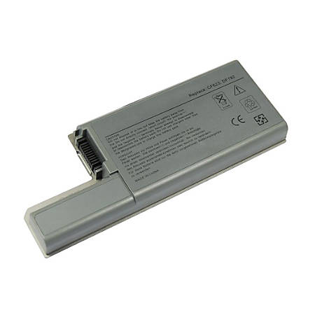 Gigantech Replacement Battery For Dell™ Latitude And Precision Laptop Computers, 11.1 Volts, 4400 mAh, (Dell D820)