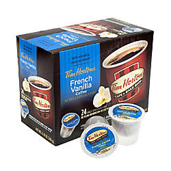 Tim Hortons French Vanilla K Cup