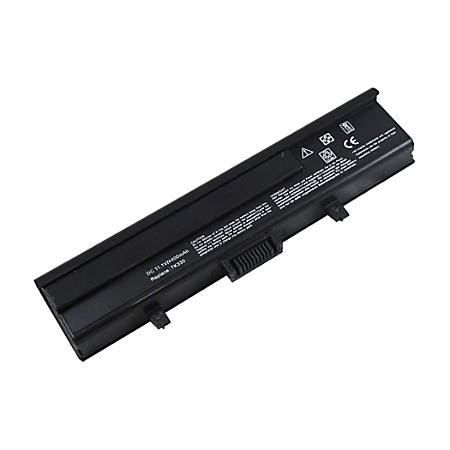 Gigantech (XPS1530) Replacement Battery For Dell™ XPS 1530, M1530 Laptop Computers, 11.1 Volts, 4400 mAh