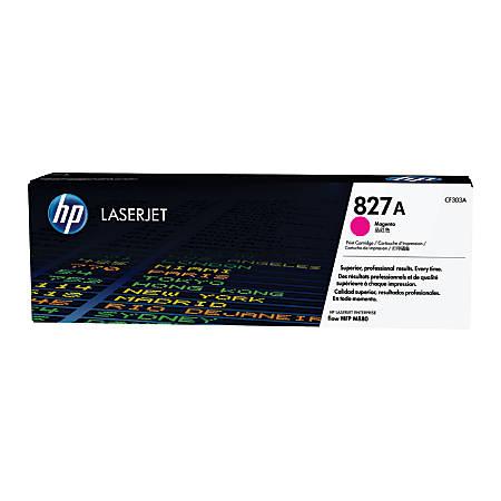 HP 827A (CF303A) Magenta Toner Cartridge