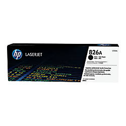 HP 826A CF310A Black Toner Cartridge