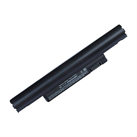 Gigantech (MINI10) Replacement Battery For Dell™ Mini And Inspiron Laptop Computers, 11.1 Volts, 4400 mAh