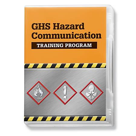 ComplyRight® GHS Hazard Communication Training Program, DVD