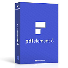 Wondershare PDFelement 6 Professional Download Version