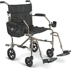 Medline Ultralight Freedom 2 Transport Chair