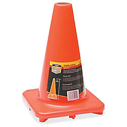 Honeywell Orange Traffic Cone 1 Each