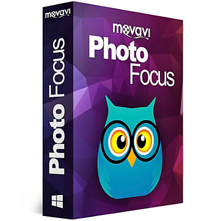 Movavi Photo Focus Personal Edition, Download Version
