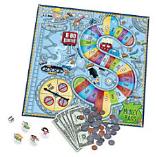 Learning Resources Money Bags A Coin