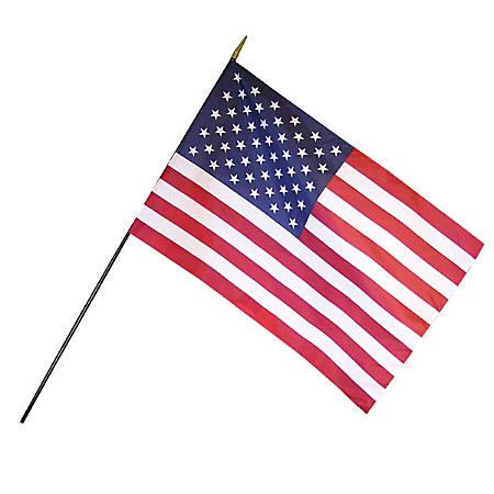 """Annin and Company Empire Brand U.S. Classroom Flag, 24"""" x 36"""", Grades Pre-K - 12"""