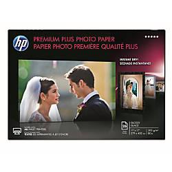HP Premium Plus Photo Paper Glossy