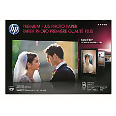 HP Premium Plus Photo Paper Glossy
