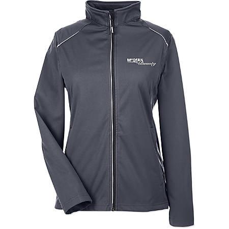 Custom Core 365® Ladies' Techno Lite 3-Layer Knit Shell Jacket