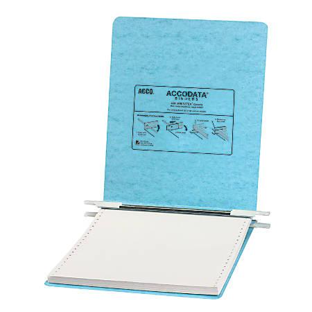 Wilson Jones® Wilson Jones® Presstex® Pressboard Data Binder, Moisture-Resistant, 41% Recycled, Light Blue