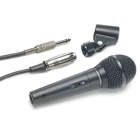 Audio-Technica ATR1300 Unidirectional Vocal Microphone