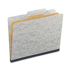 ACCO Presstex Classification Folders Letter Size