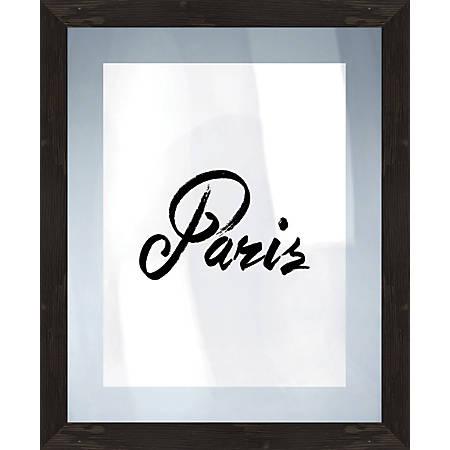 "PTM Images Framed Art, Paris, 22 3/4""H x 18 1/4""W"