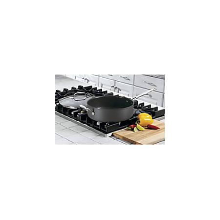 Cuisinart Chef's Classic 63330H Saucepan - Titanium, Anodized Aluminum Body, Stainless Steel Handle, Glass Lid