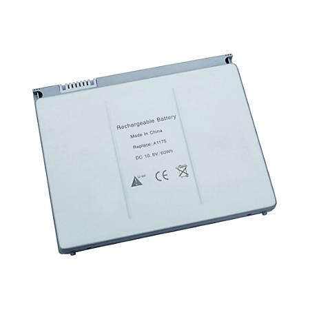 "Gigantech Replacement Battery For Apple® MacBook® Pro 15"" Laptop Computers, 10.8 Volts, 5500 mAh"
