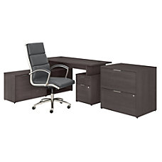 Bush Business Furniture Jamestown 60 W