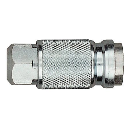 Lincoln Style Couplers, 1/4 in (NPT) F