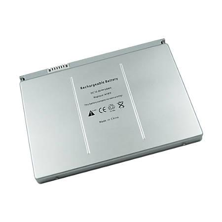 "Gigantech Replacement Battery For Apple® MacBook® Pro 17"" Laptop Computers, 10.8 Volts, 6600 mAh"
