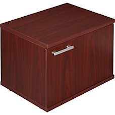 Lorell Concordia Series Low Storage Cabinet