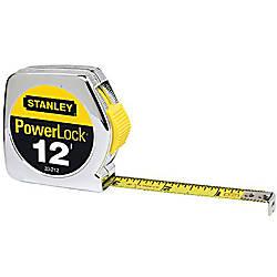 Stanley Tools Die Cast Tape Measure