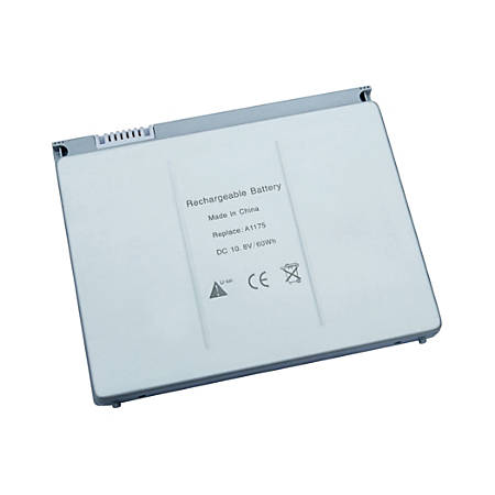 """Gigantech Replacement Battery For Lenovo® 3000 C200, 3000 N100, 3000 N200 15.4"""" Widescreen, 3000, N100, N200 0769 Laptop Computers, 10.8 Volts, 4400 mAh"""