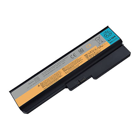 Gigantech (G450) Replacement Battery For Lenovo® Laptop Computers, 11.1 Volts, 4400 mAh