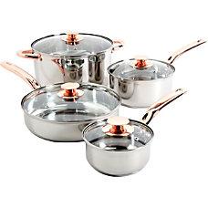 Sunbeam Ansonville 8 Piece Cookware Set