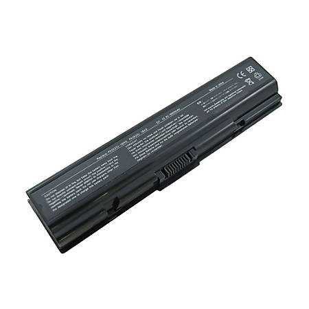Gigantech PA3534H Laptop Replacement Battery For Toshiba Equium And Satellite Pro Laptops, 10.8V, 7200 mAh, Black