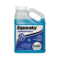 Basic Coatings Squeaky Concentrated Cleaning Solution