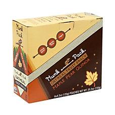 Munk Pack Maple Pear Quinoa Oatmeal