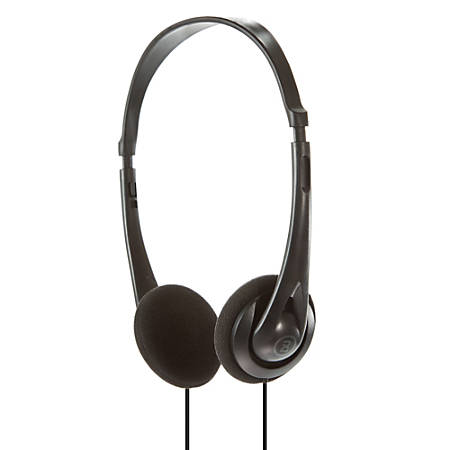"Skullcandy Wage On-Ear Headphones, 47"", 2XL, Black"