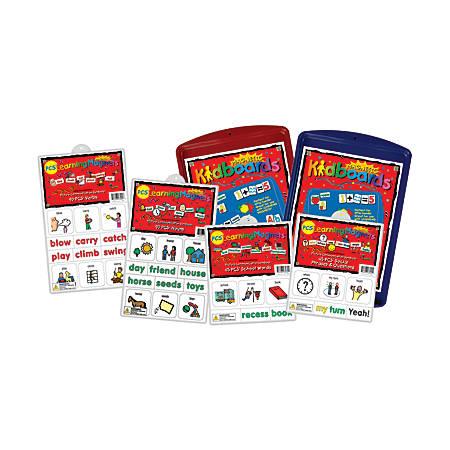 Barker Creek® Magnets, Learning Magnets® PCS®, Activity Kit, Grades Pre-K+, Pack Of 500+