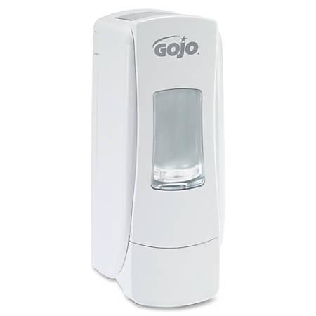 Gojo® White ADX-7 Manual Foam Soap Dispenser - Manual - 23.67 fl oz Capacity - White - 6 / Carton